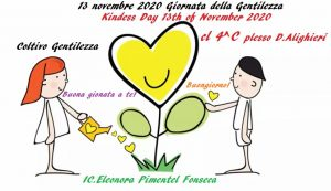 Logo gentilezza Fonseca
